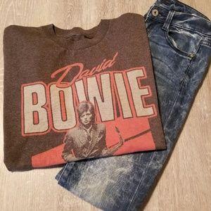 David Bowie tshirt